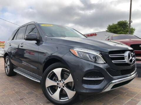 2016 Mercedes-Benz GLE for sale at Cars of Tampa in Tampa FL