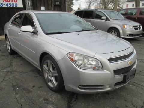 2011 Chevrolet Malibu for sale at EZ Finance Auto in Calumet City IL