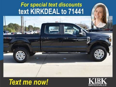 2018 Ford F-250 Super Duty for sale at Kirk Brothers Batesville in Batesville MS
