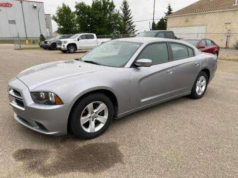 2014 Dodge Charger for sale at FAST LANE AUTOS in Spearfish SD