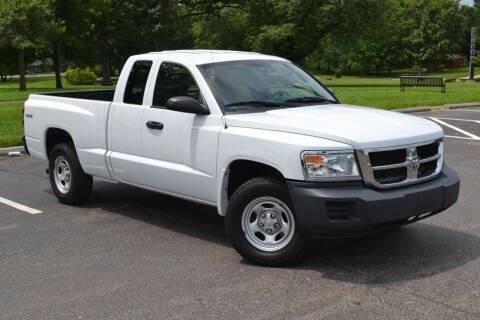 2008 Dodge Dakota for sale at GLADSTONE AUTO SALES    GUARANTEED CREDIT APPROVAL in Gladstone MO