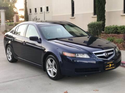 2006 Acura TL for sale at Auto King in Roseville CA