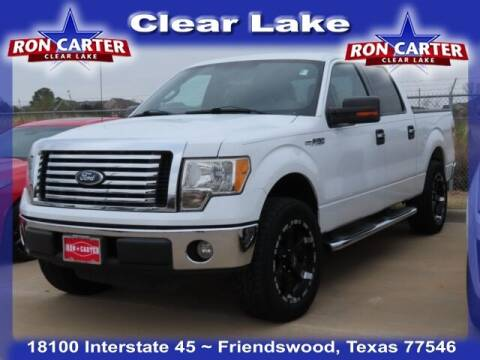 2010 Ford F-150 for sale at Ron Carter  Clear Lake Used Cars in Houston TX