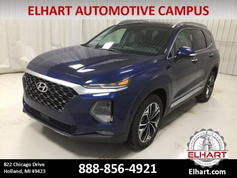 2020 Hyundai Santa Fe for sale at Elhart Automotive Campus in Holland MI