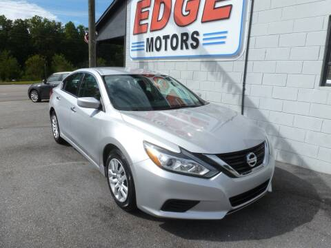 2018 Nissan Altima for sale at Edge Motors in Mooresville NC