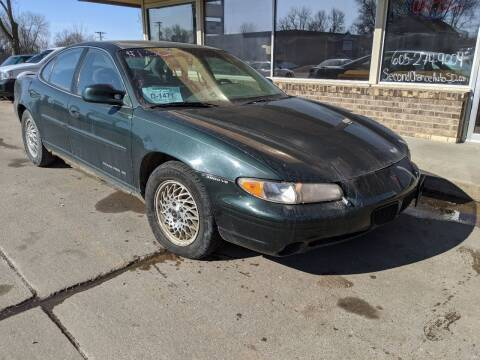 2000 Pontiac Grand Prix for sale at Second Chance Auto in Sioux Falls SD
