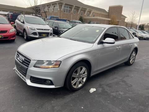 2011 Audi A4 for sale at ENZO AUTO in Parma OH