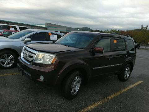 2010 Honda Pilot for sale at Thompson Auto Sales Inc in Knoxville TN