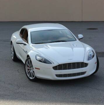 2011 Aston Martin Rapide for sale at NJ Enterprises in Indianapolis IN