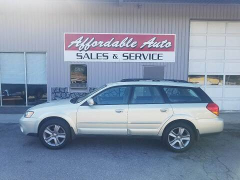 2005 Subaru Outback for sale at Affordable Auto Sales & Service in Berkeley Springs WV