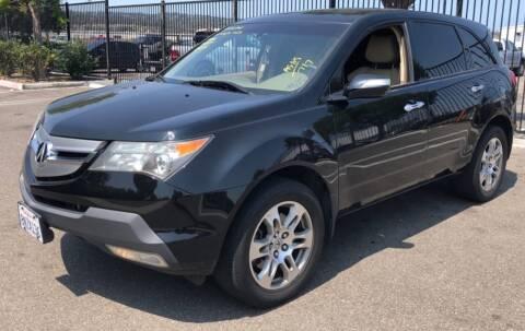 2009 Acura MDX for sale at Boktor Motors in Las Vegas NV