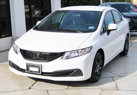 2013 Honda Civic for sale at Avi Auto Sales Inc in Magnolia NJ