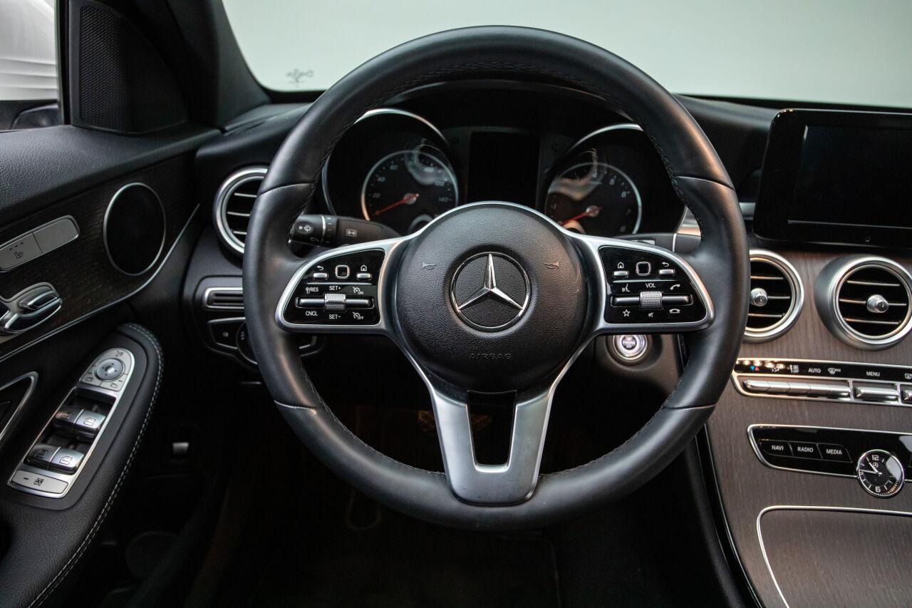 2019 Mercedes-Benz C-Class 12