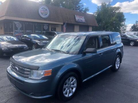 2010 Ford Flex for sale at Billy Auto Sales in Redford MI