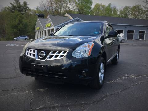 2013 Nissan Rogue for sale at 207 Motors in Gorham ME
