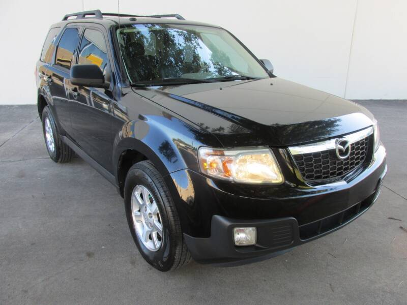 2009 Mazda Tribute for sale at QUALITY MOTORCARS in Richmond TX