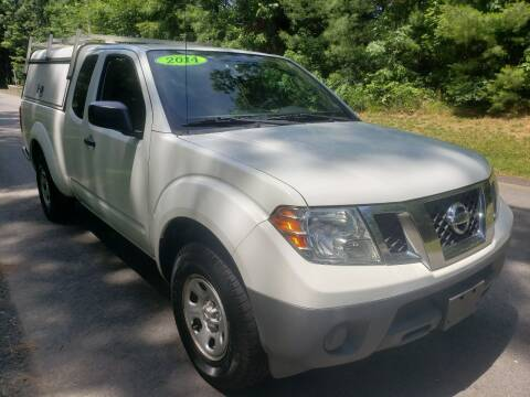 2014 Nissan Frontier for sale at Showcase Auto & Truck in Swansea MA