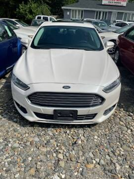 2014 Ford Fusion Hybrid for sale at Certified Motors in Bear DE