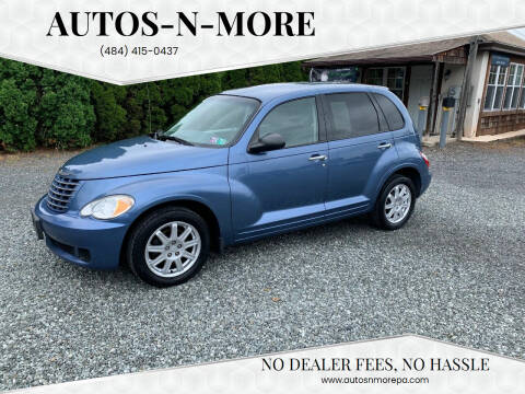 2007 Chrysler PT Cruiser for sale at Autos-N-More in Gilbertsville PA