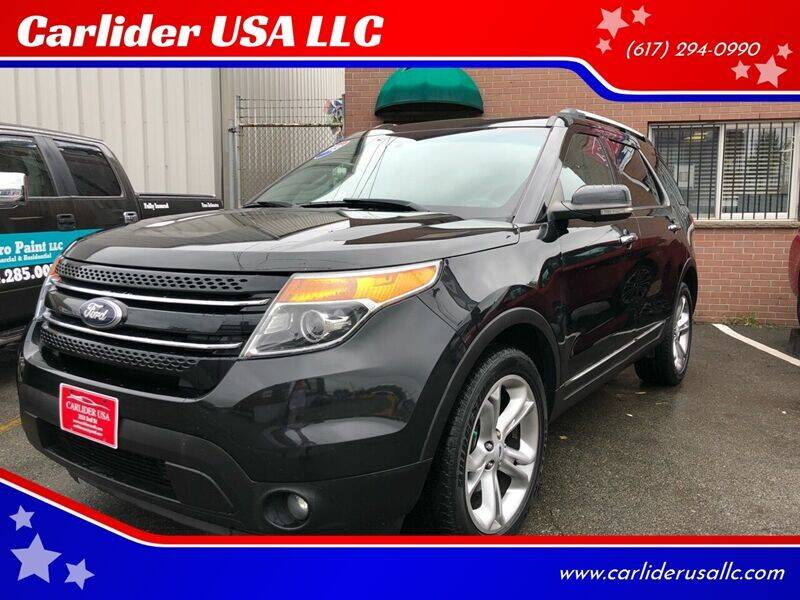 2013 Ford Explorer for sale at Carlider USA in Everett MA