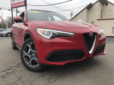2018 Alfa Romeo Stelvio for sale at PAYLESS CAR SALES of South Amboy in South Amboy NJ