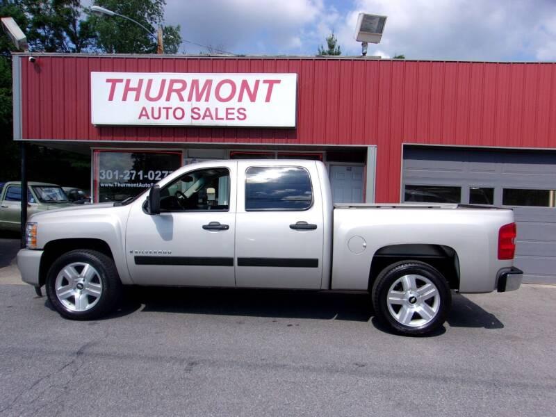 2008 Chevrolet Silverado 1500 for sale at THURMONT AUTO SALES in Thurmont MD