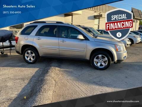 2007 Pontiac Torrent for sale at Shooters Auto Sales in Fort Worth TX