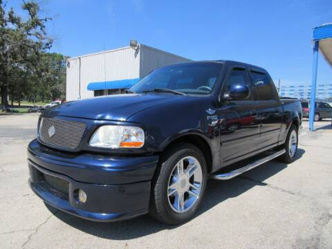 2003 Ford F-150 for sale at Quality Investments in Tyler TX