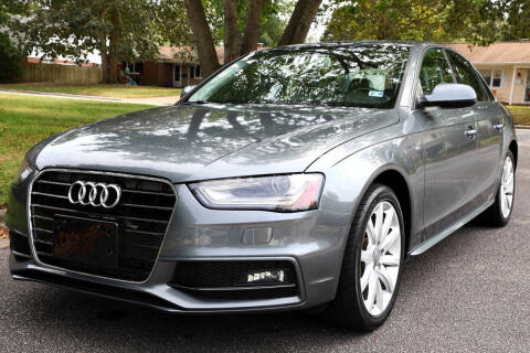 2014 Audi A4 for sale at Prime Auto Sales LLC in Virginia Beach VA