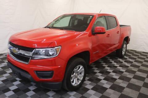 2019 Chevrolet Colorado for sale at AH Ride & Pride Auto Group in Akron OH