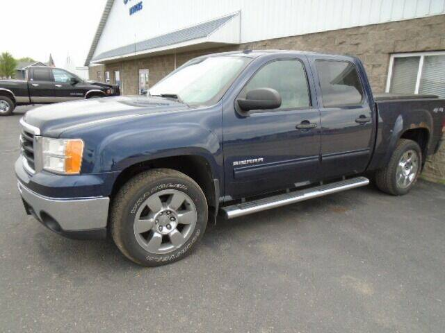 2011 GMC Sierra 1500 for sale at SWENSON MOTORS in Gaylord MN