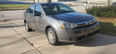 2011 Ford Focus for sale at Wyss Auto in Oak Creek WI