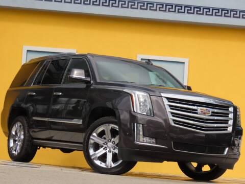 2018 Cadillac Escalade for sale at Paradise Motor Sports LLC in Lexington KY