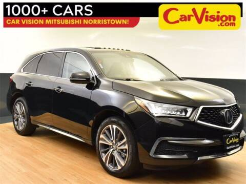 2019 Acura MDX for sale at Car Vision Buying Center in Norristown PA