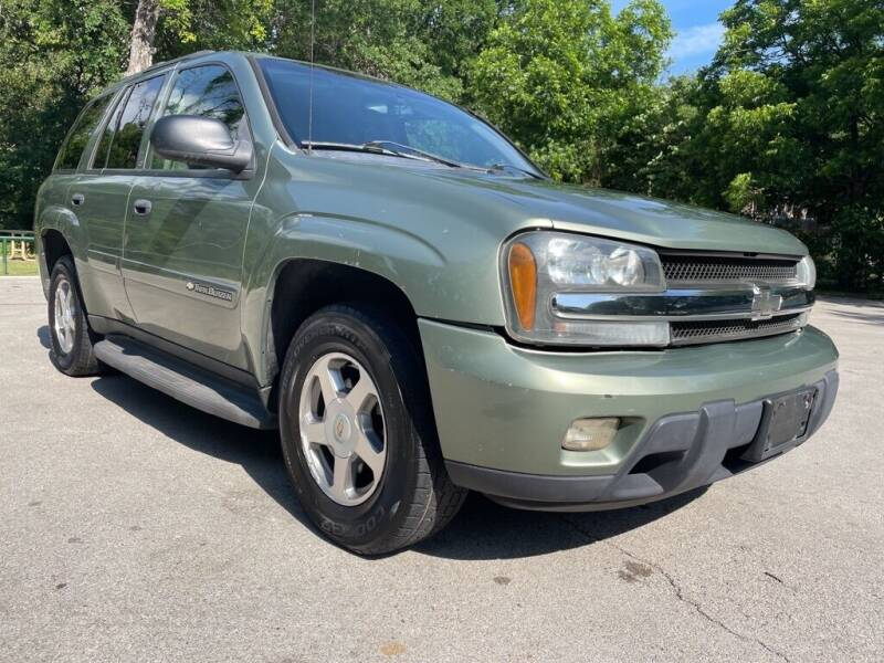 2003 Chevrolet TrailBlazer for sale at Thornhill Motor Company in Lake Worth TX