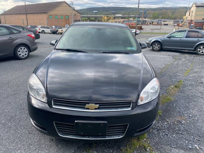 2007 Chevrolet Impala for sale at YASSE'S AUTO SALES in Steelton PA