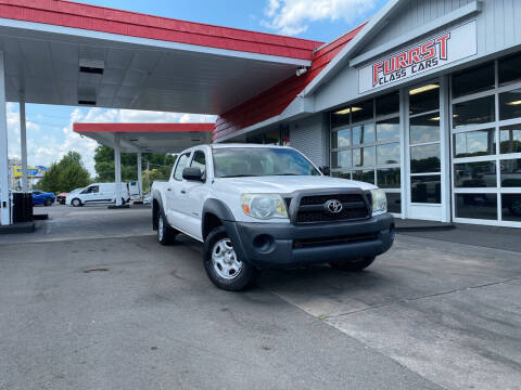 2011 Toyota Tacoma for sale at Furrst Class Cars LLC in Charlotte NC