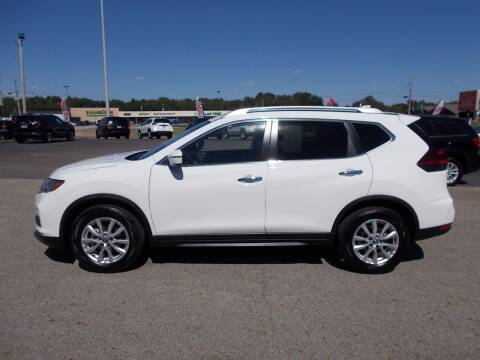2020 Nissan Rogue for sale at West TN Automotive in Dresden TN