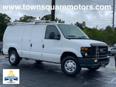 2011 Ford E-Series Cargo for sale at Town Square Motors in Lawrenceville GA