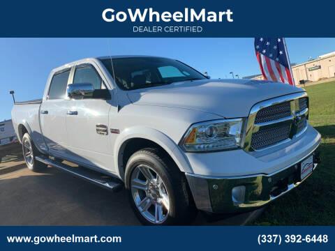 2016 RAM Ram Pickup 1500 for sale at GoWheelMart in Leesville LA