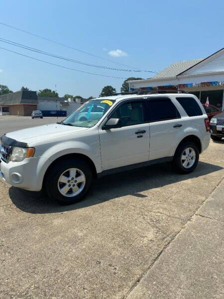 2012 Ford Escape for sale at Top Auto Sales in Petersburg VA
