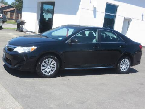 2013 Toyota Camry for sale at Price Auto Sales 2 in Concord NH