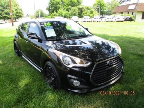 2016 Hyundai Veloster for sale at Euro Asian Cars in Knoxville TN