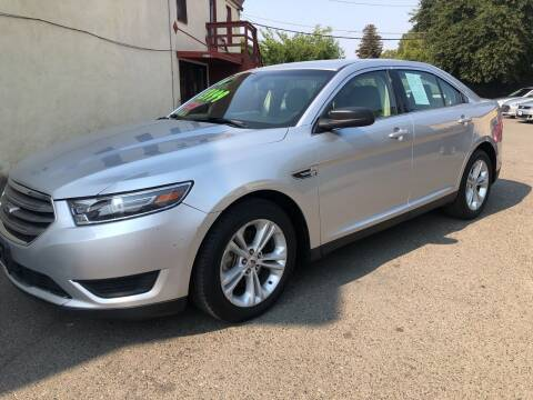 2016 Ford Taurus for sale at AUTOMEX in Sacramento CA