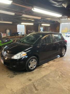2007 Nissan Versa for sale at Lavictoire Auto Sales in West Rutland VT