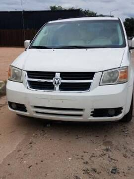 2008 Dodge Grand Caravan for sale at North Loop West Auto Sales in Houston TX