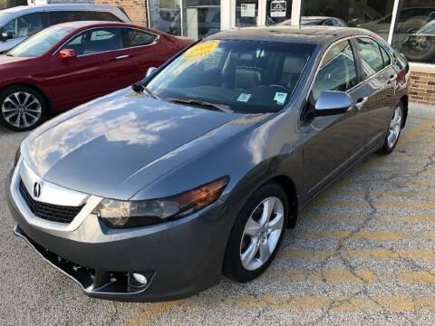 2009 Acura TSX for sale at Jose's Auto Sales Inc in Gurnee IL