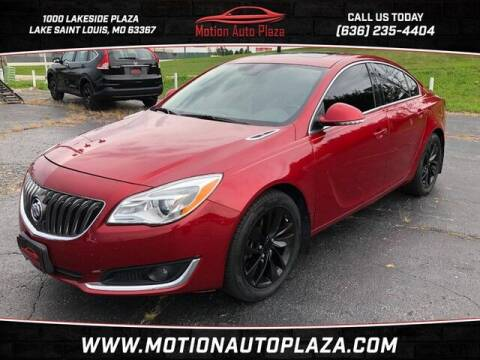 2014 Buick Regal for sale at Motion Auto Plaza in Lakeside MO
