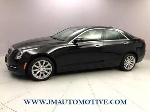 2018 Cadillac ATS for sale at J & M Automotive in Naugatuck CT