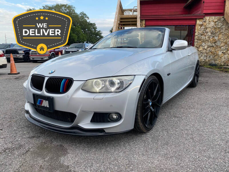 2013 BMW 3 Series for sale at JC AUTO MARKET in Winter Park FL